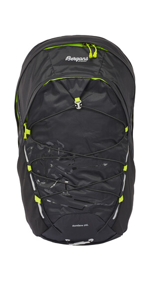 Bergans Rondane 26L Backpack black/neon green
